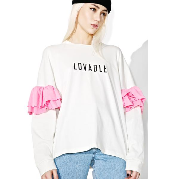 The Ragged Priest Loveable Tee