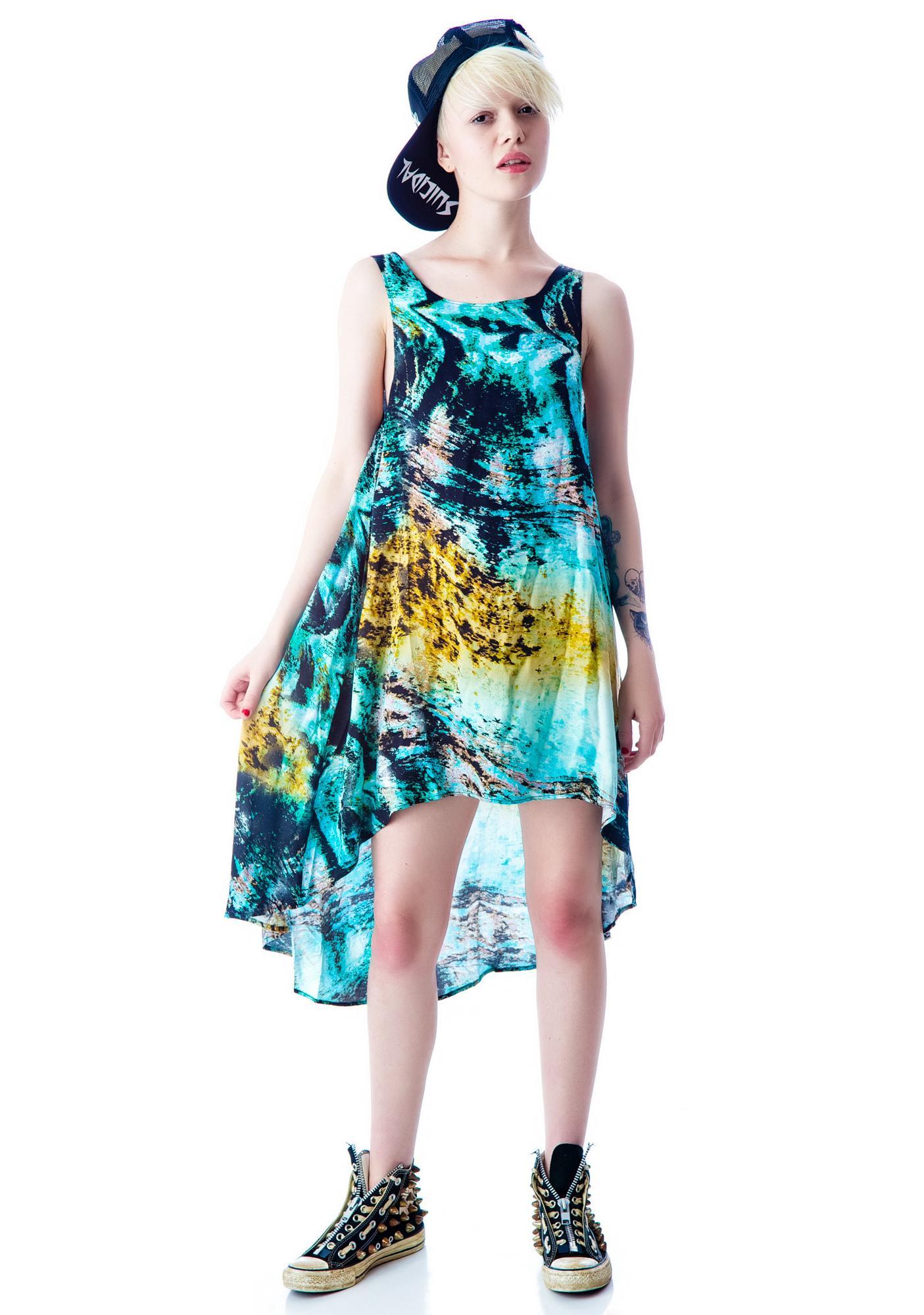 Twiin Mystic Moment Woven Tank Dress