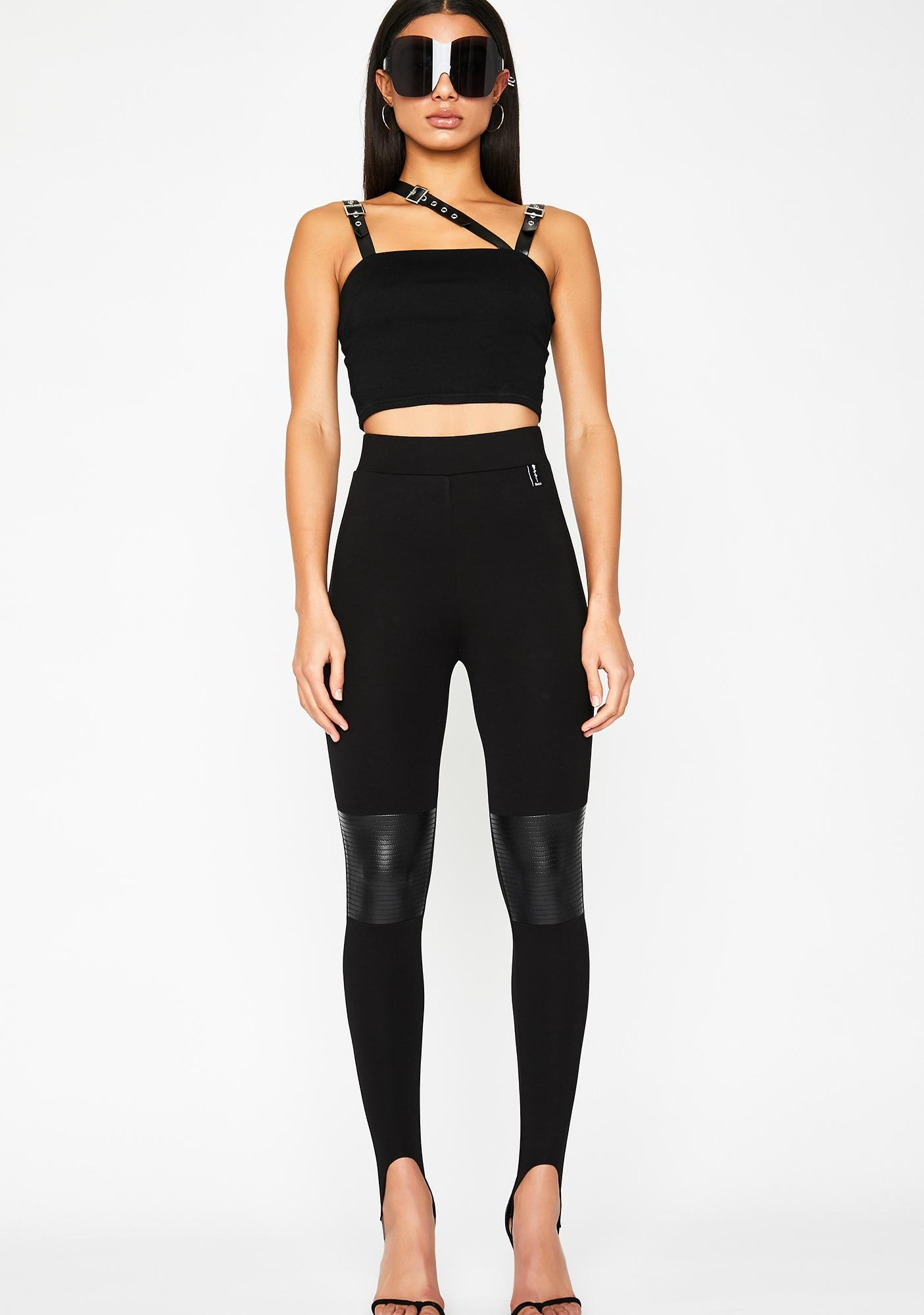 Poster Grl Cocky Fresh Moto Leggings