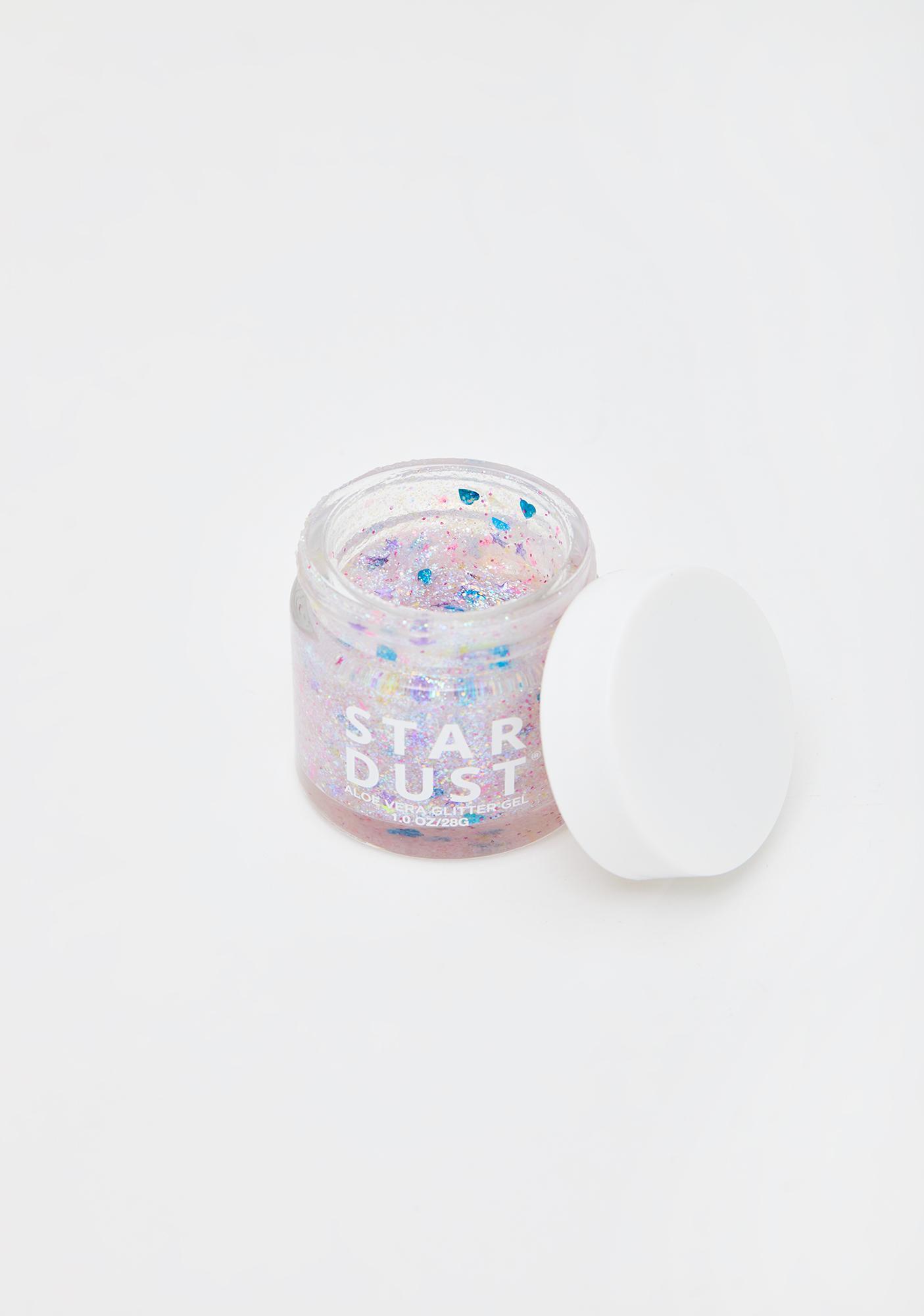 Lavender Stardust Party Stardust Glitter Gel Pot