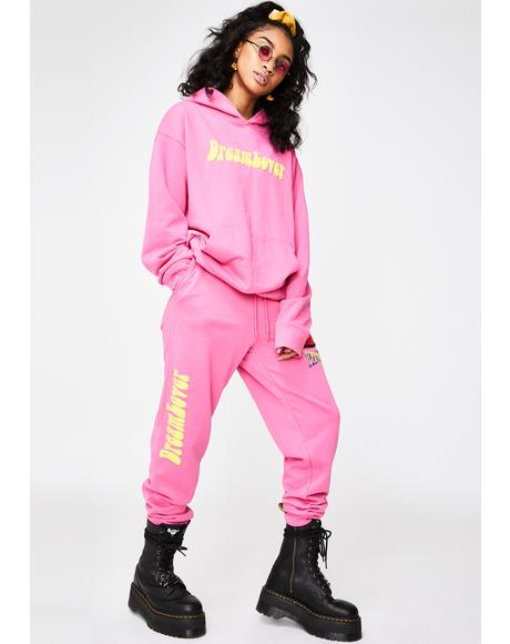 Dreamlover Lip Sweatpants