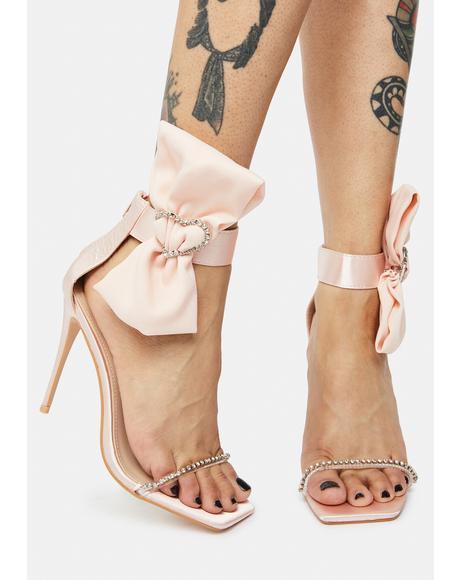 Blush Moda Heels