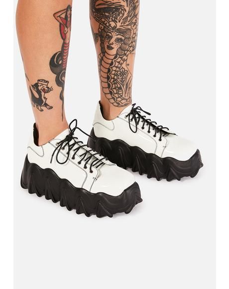 Boo Run Your Game Platform Sneakers