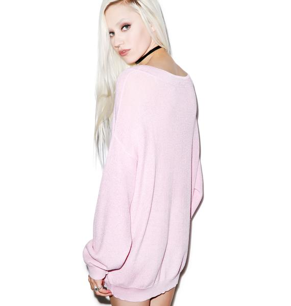 Cheap Monday Candy Knit Sweater