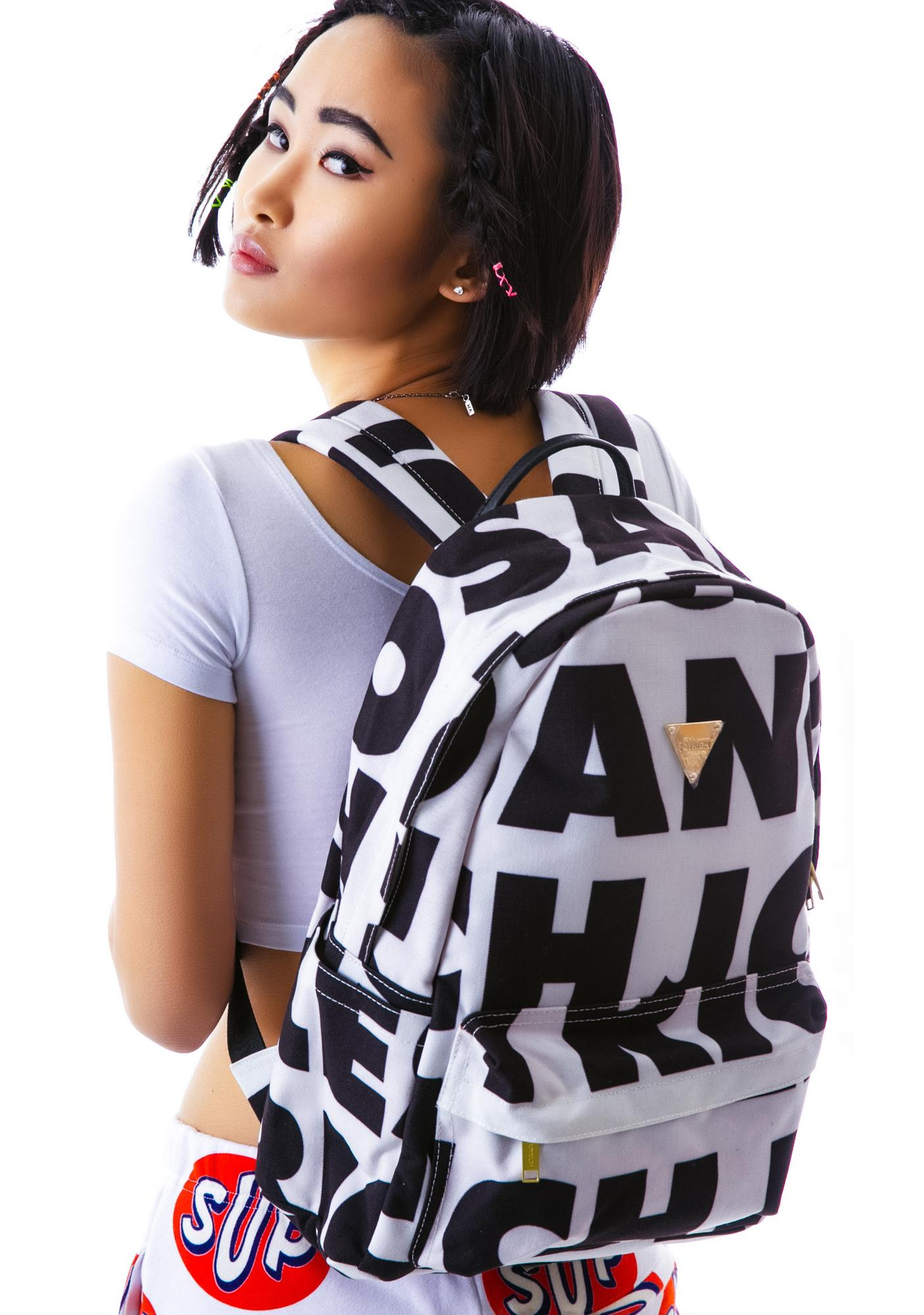 Joyrich Rich Fontgram Backpack