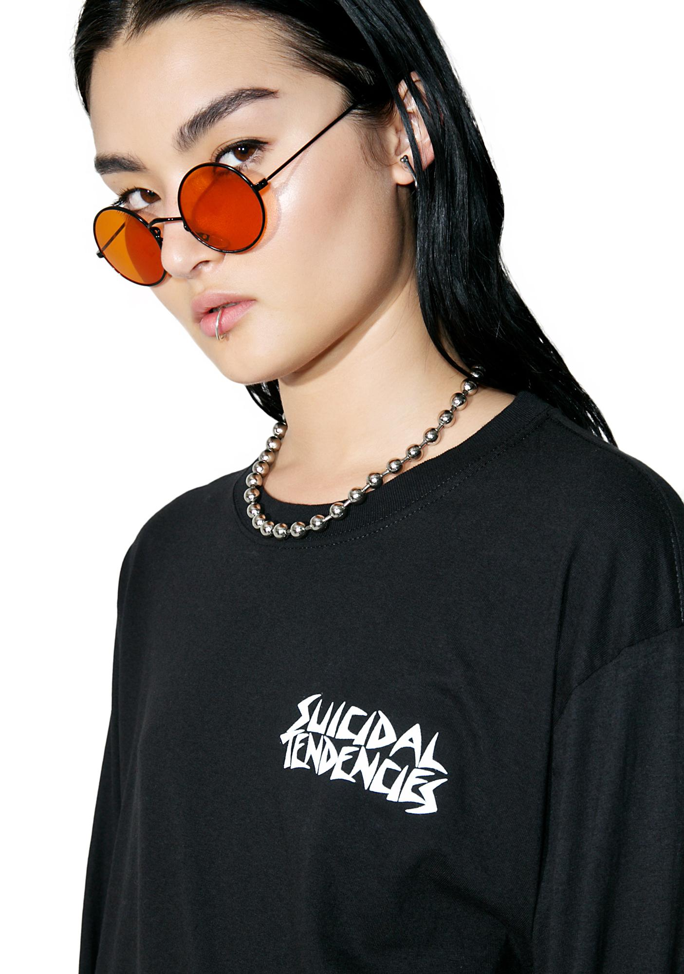 Suicidal Tendencies x Dog Town Longsleeve