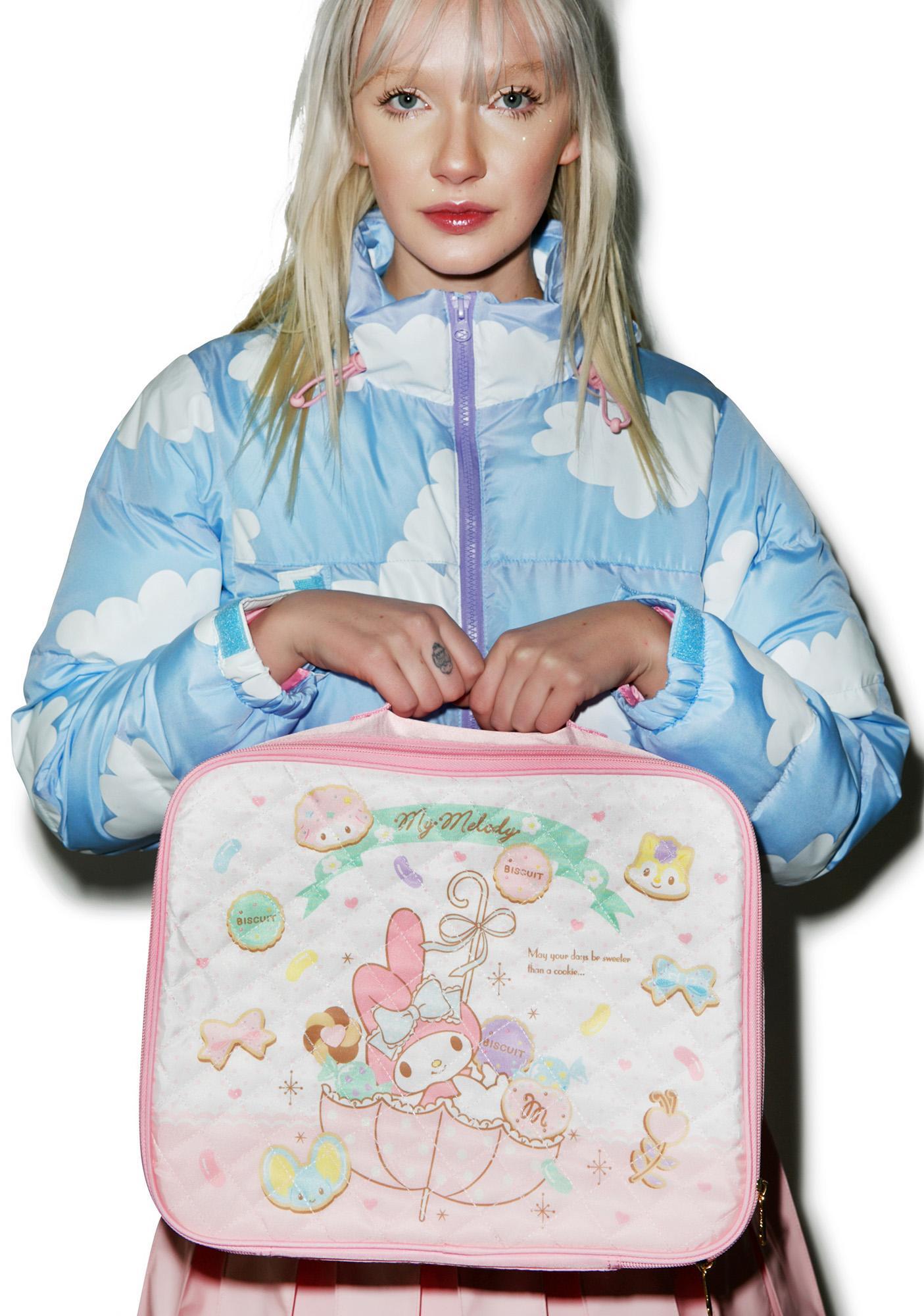 Sanrio My Melody Cookie Mini Suitcase