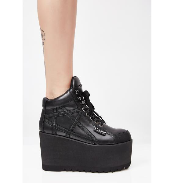 Killstar Malice Platform Sneakers