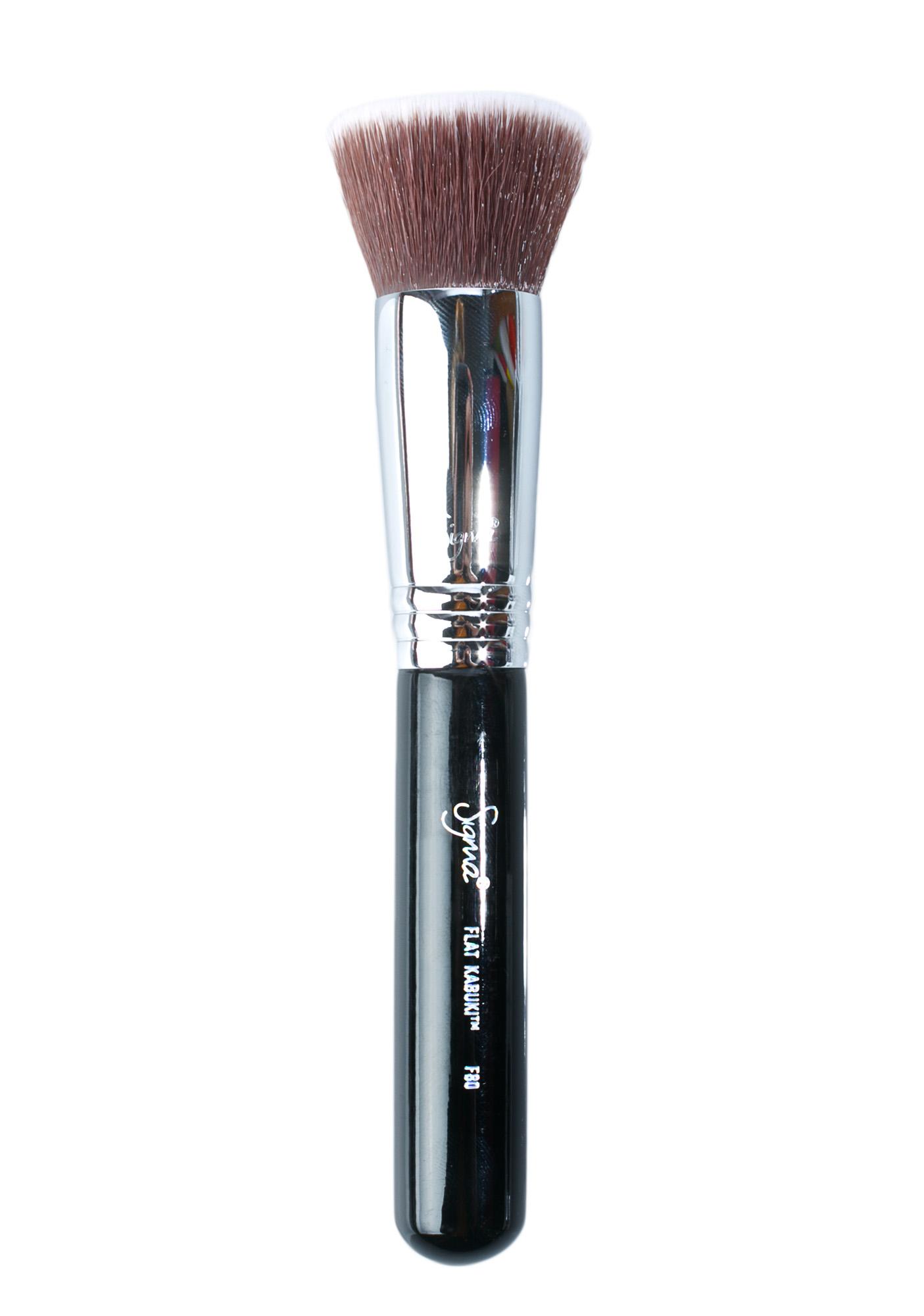 Sigma F80 Flat Kabuki Brush