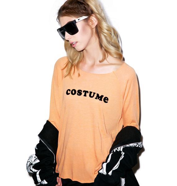Wildfox Couture Easy Costume Cozy Raglan