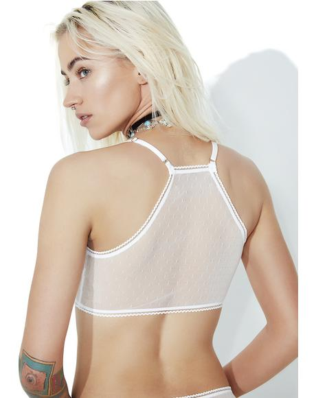 Crystalis Sheer Bralette