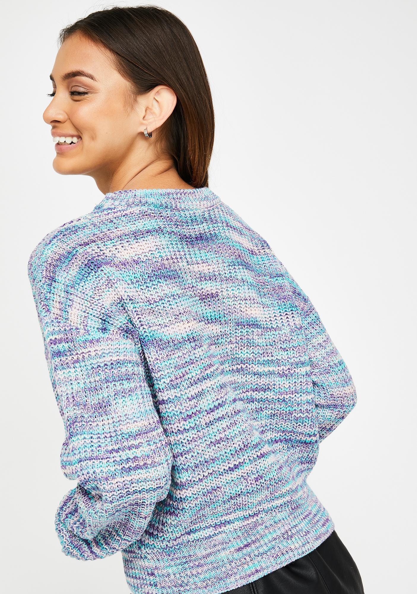 Gem Main Interest Knit Sweater