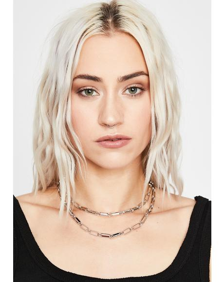 Stick With Me Chain Necklace