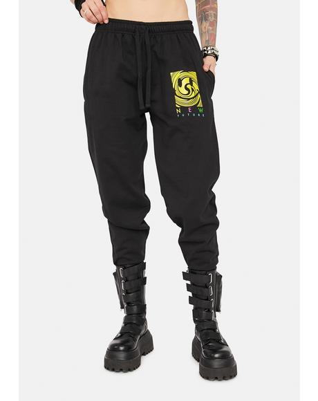 FTR Smiley Sweatpants