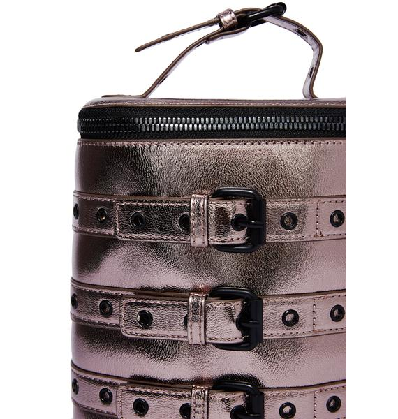 Current Mood Metallic Buckle Down Backpack