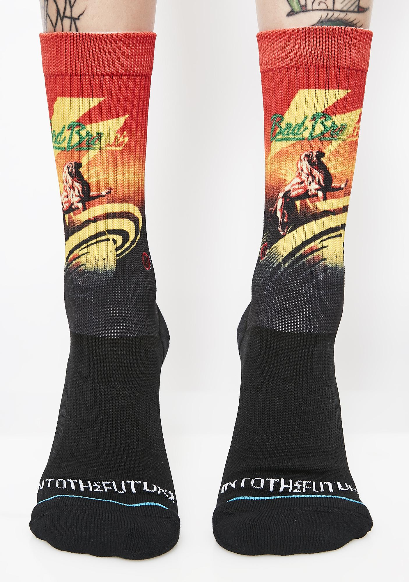 Stance Into the Future Crew Socks