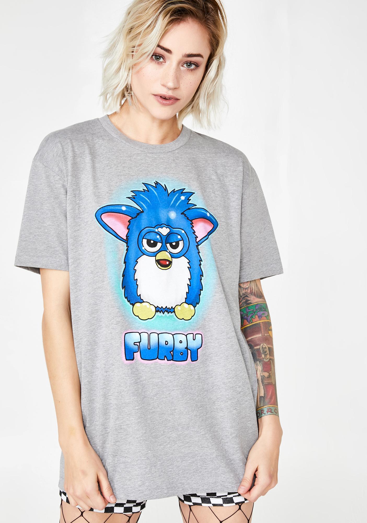 Air Furby Short Sleeve Tee