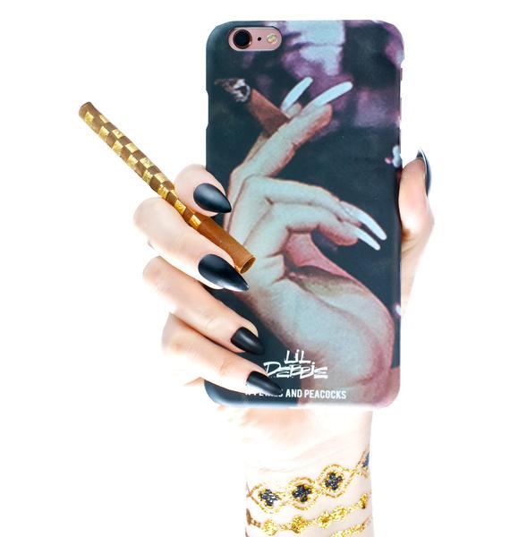Petals and Peacocks Lil Debbie For Petals: Blazed iPhone 6/6+ Case