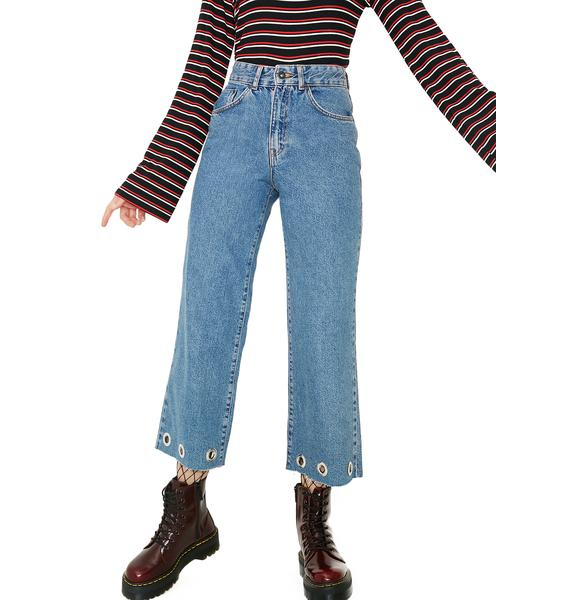 The Ragged Priest Hollow Jeans