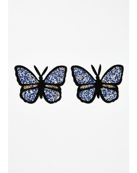 Butterfly Nifty Nipztix Pasties