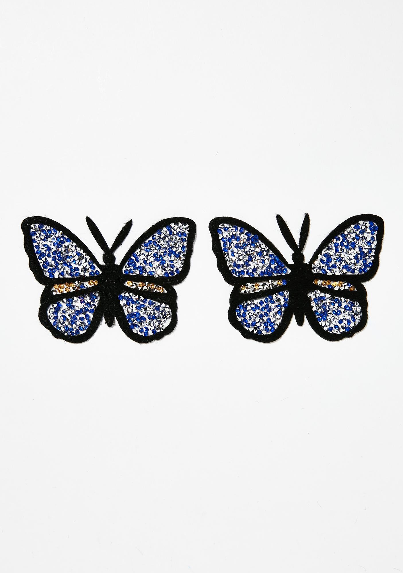Neva Nude Butterfly Nifty Nipztix Pasties