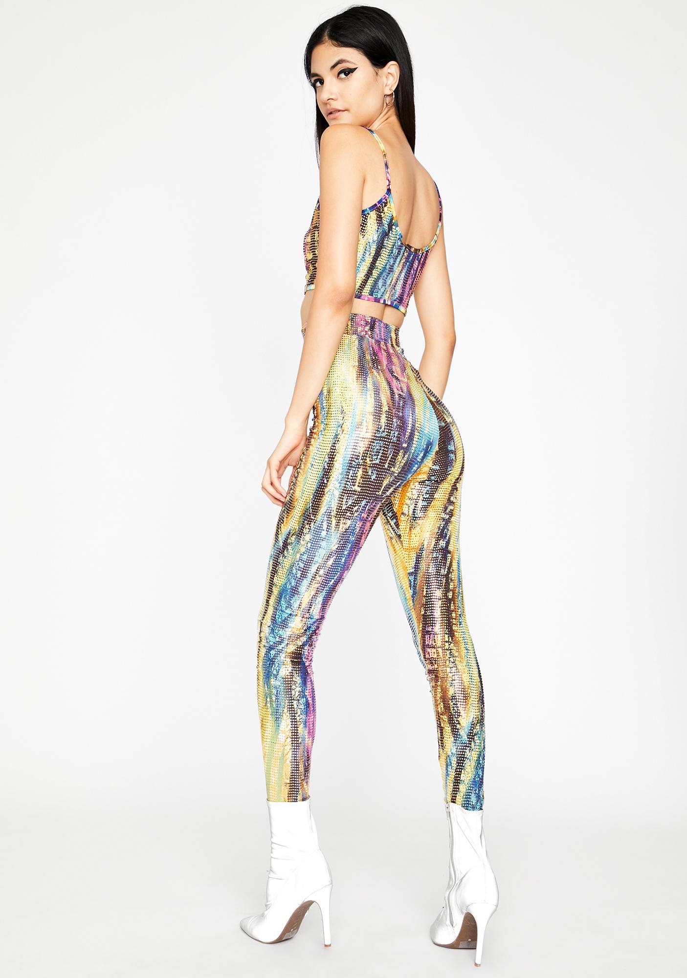 Made Of Art Pant Set