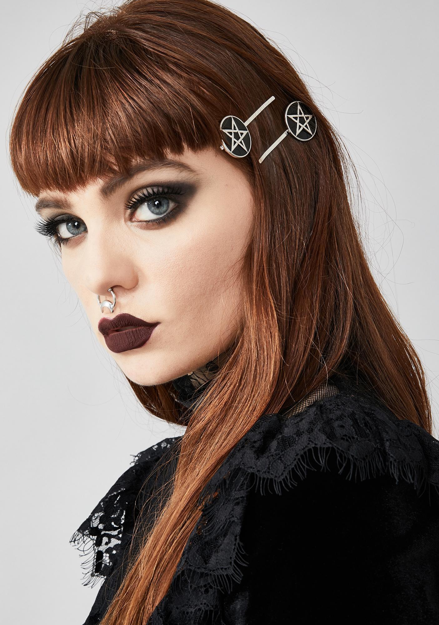 Divine Engima Hair Pin Set