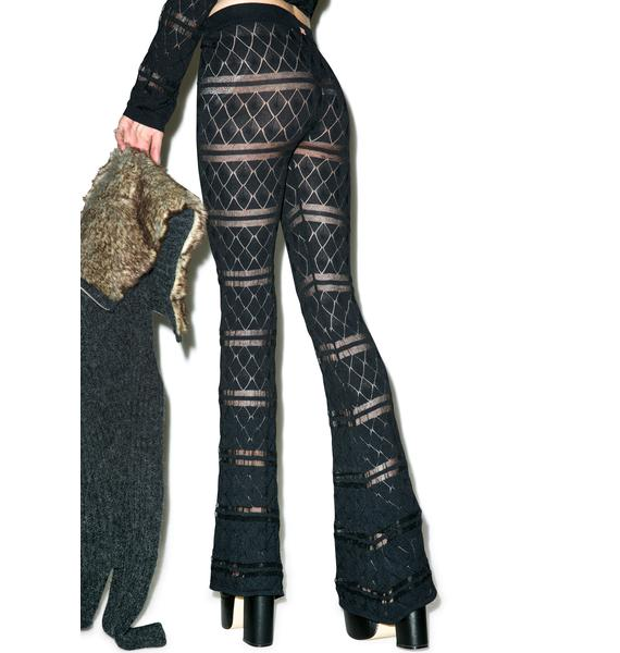 For Love & Lemons Joni Knit Bells