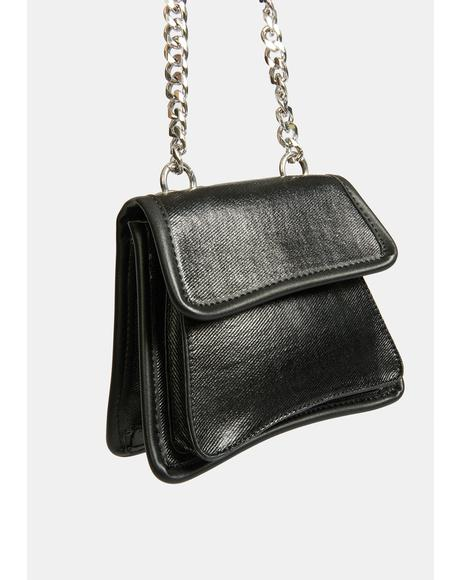 In The Zone Chain Mini Purse
