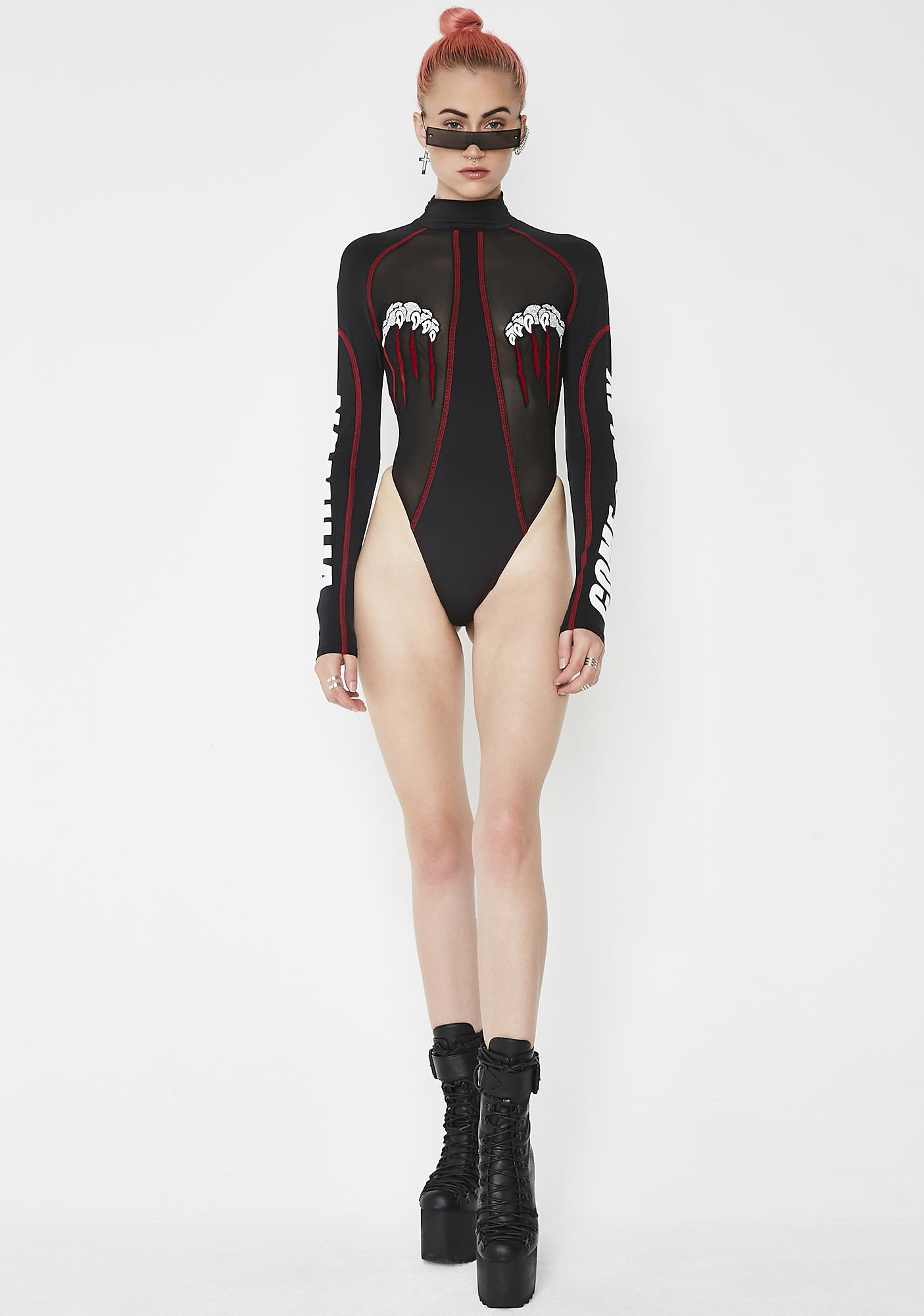 Namilia Come And Play Bodysuit