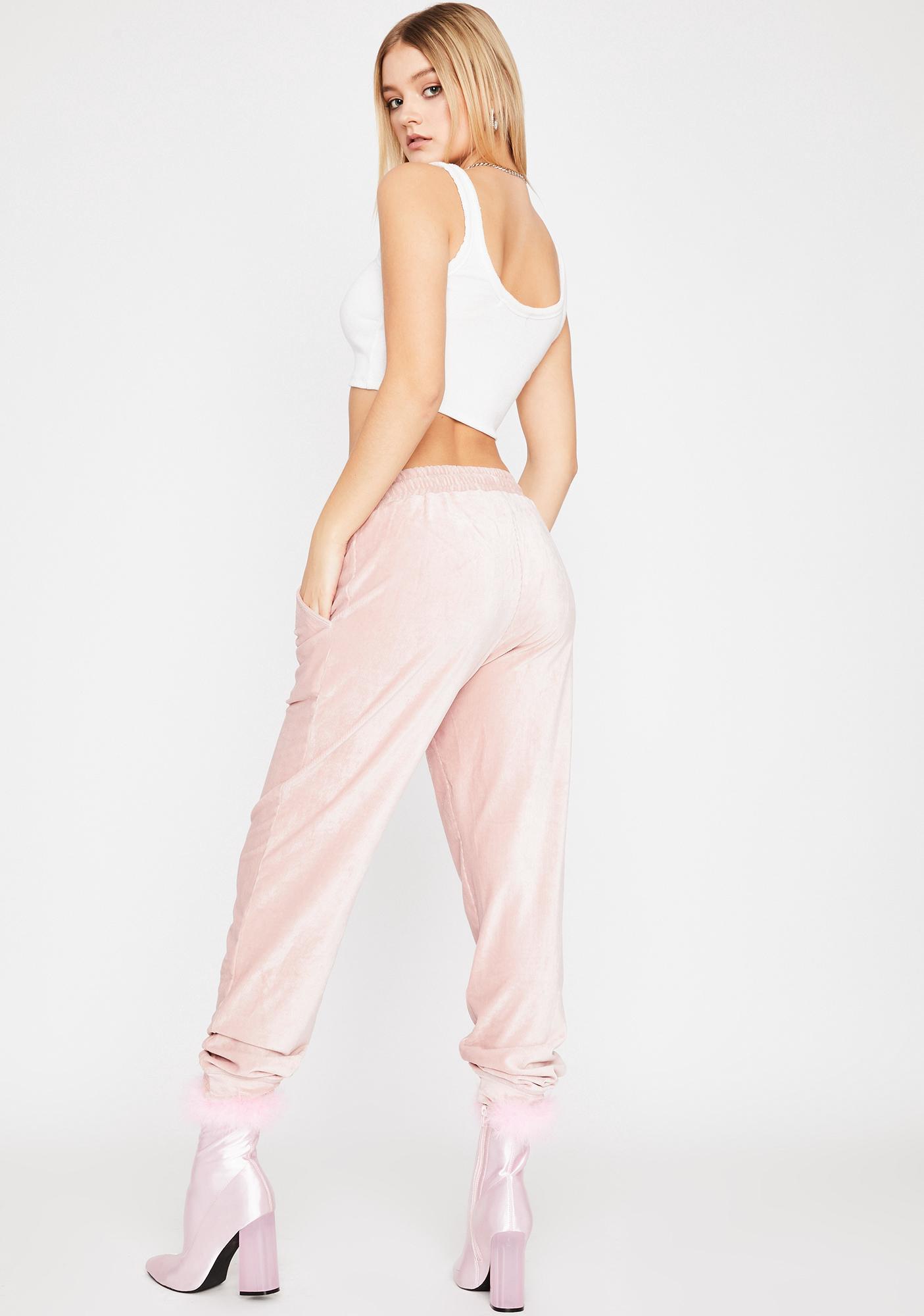 Casual Clout Jogger Sweatpants