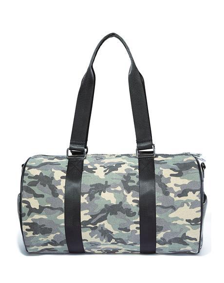 Camo Cardio Bag