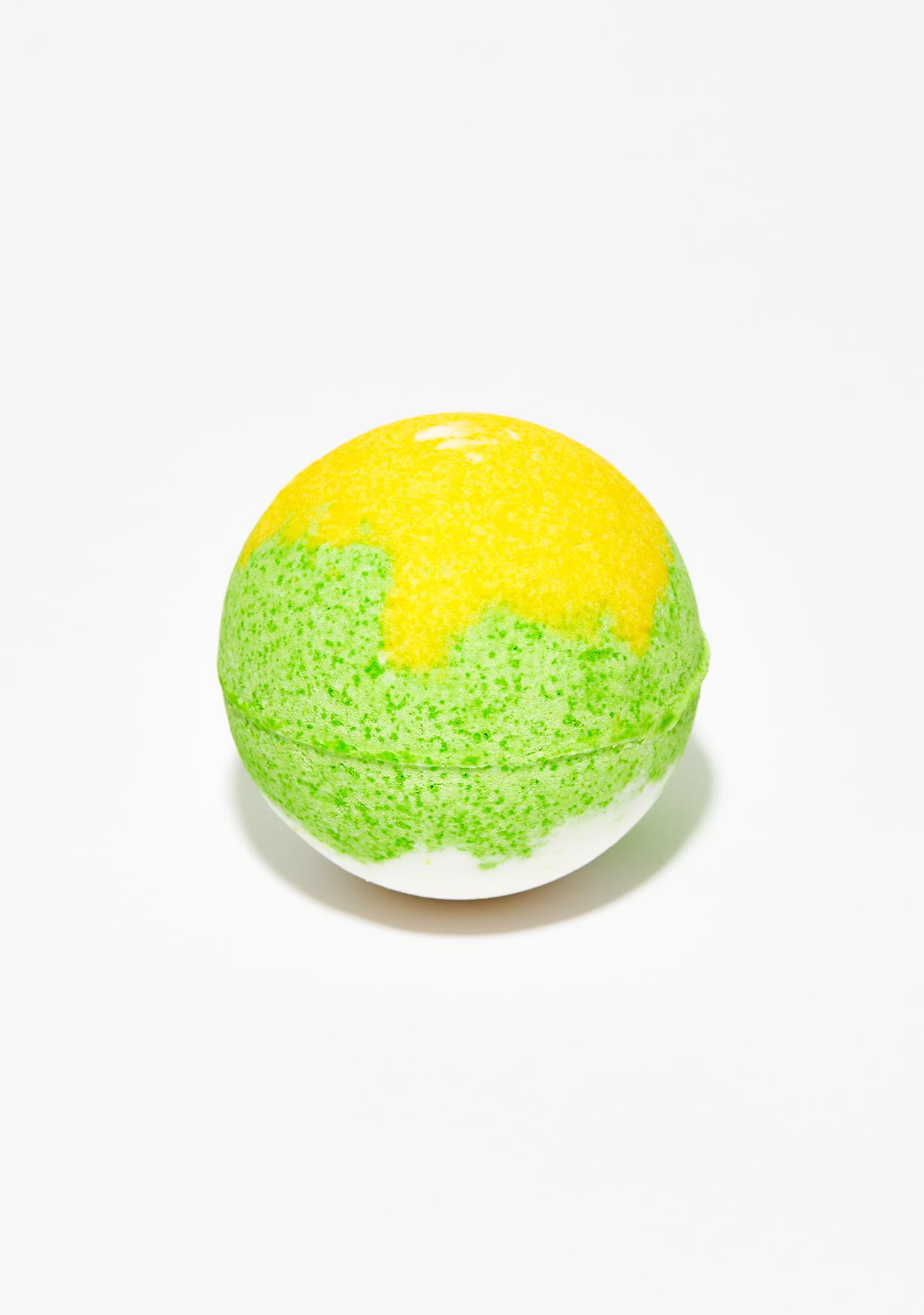 The Crème Shop Keroppi Bath Bomb