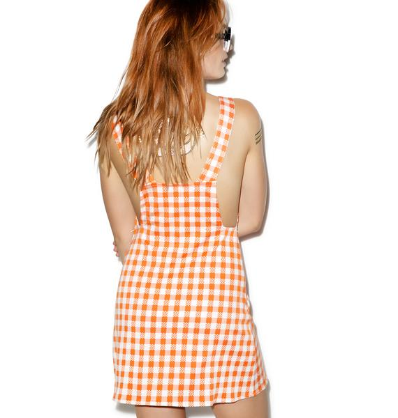 Motel Nadine Skater Dress