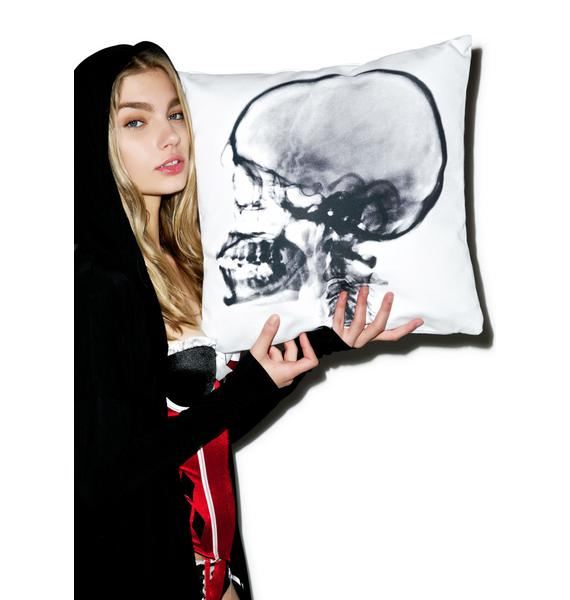 Bonehead X-Ray Pillow