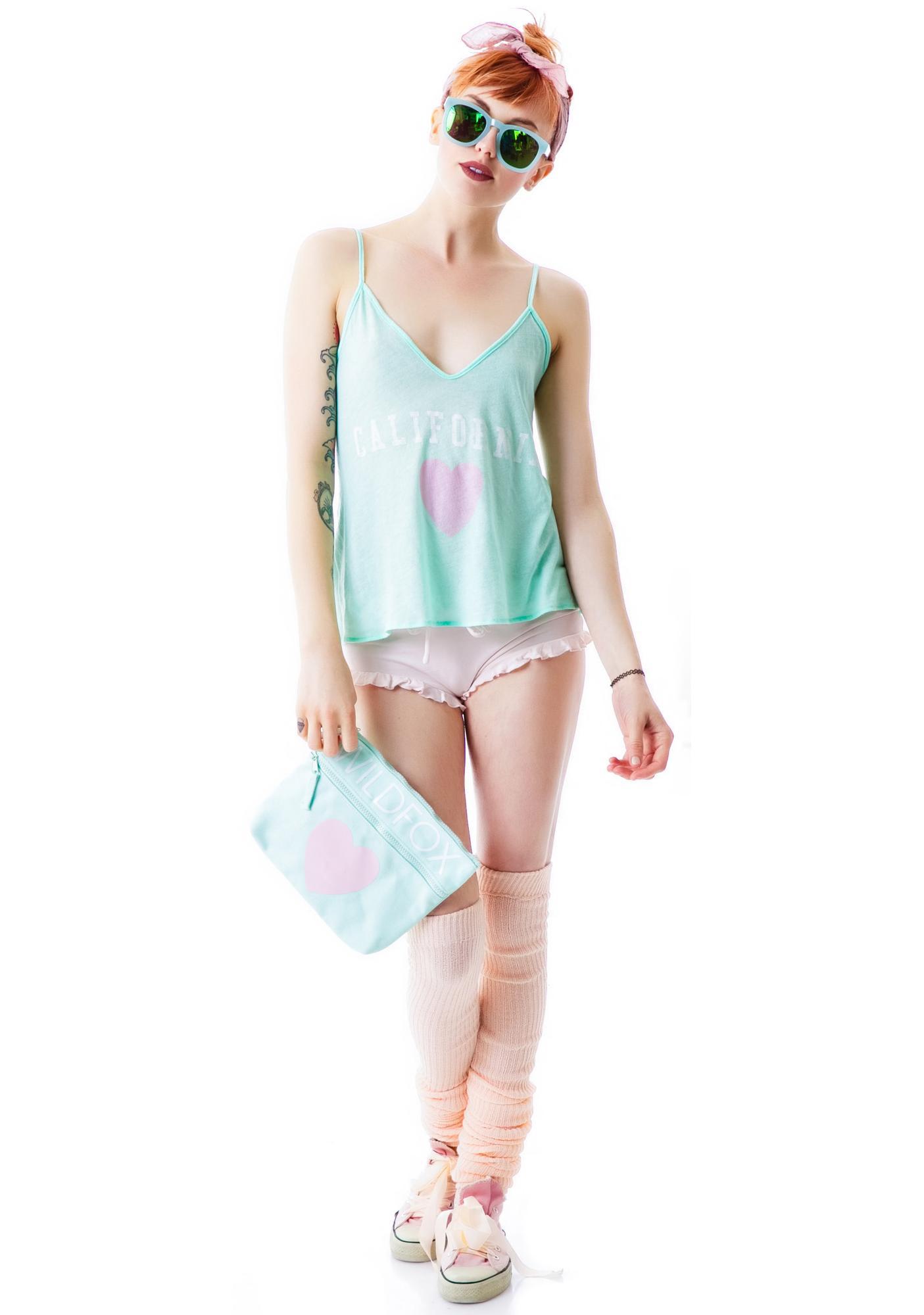 Wildfox Couture Cali Love Cami Clutch