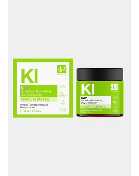 Kale Superfood Nourishing Day Moisturizer