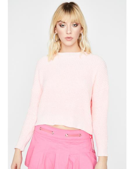 Hey Angel Knit Sweater