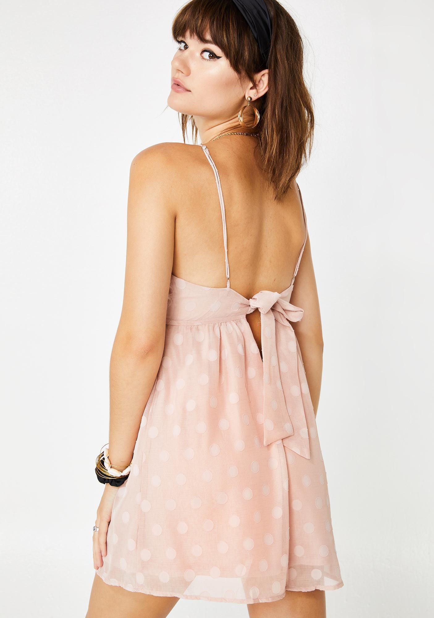 Keep It Cute Empire Dress