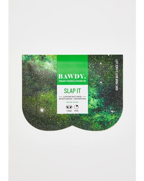 Slap It Retexturizing N' Detoxifying Butt Sheet Mask