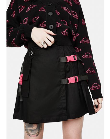 Pluto Mini Skirt