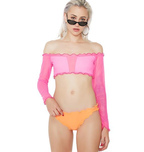 Jaded London Babylock Bikini Bottoms