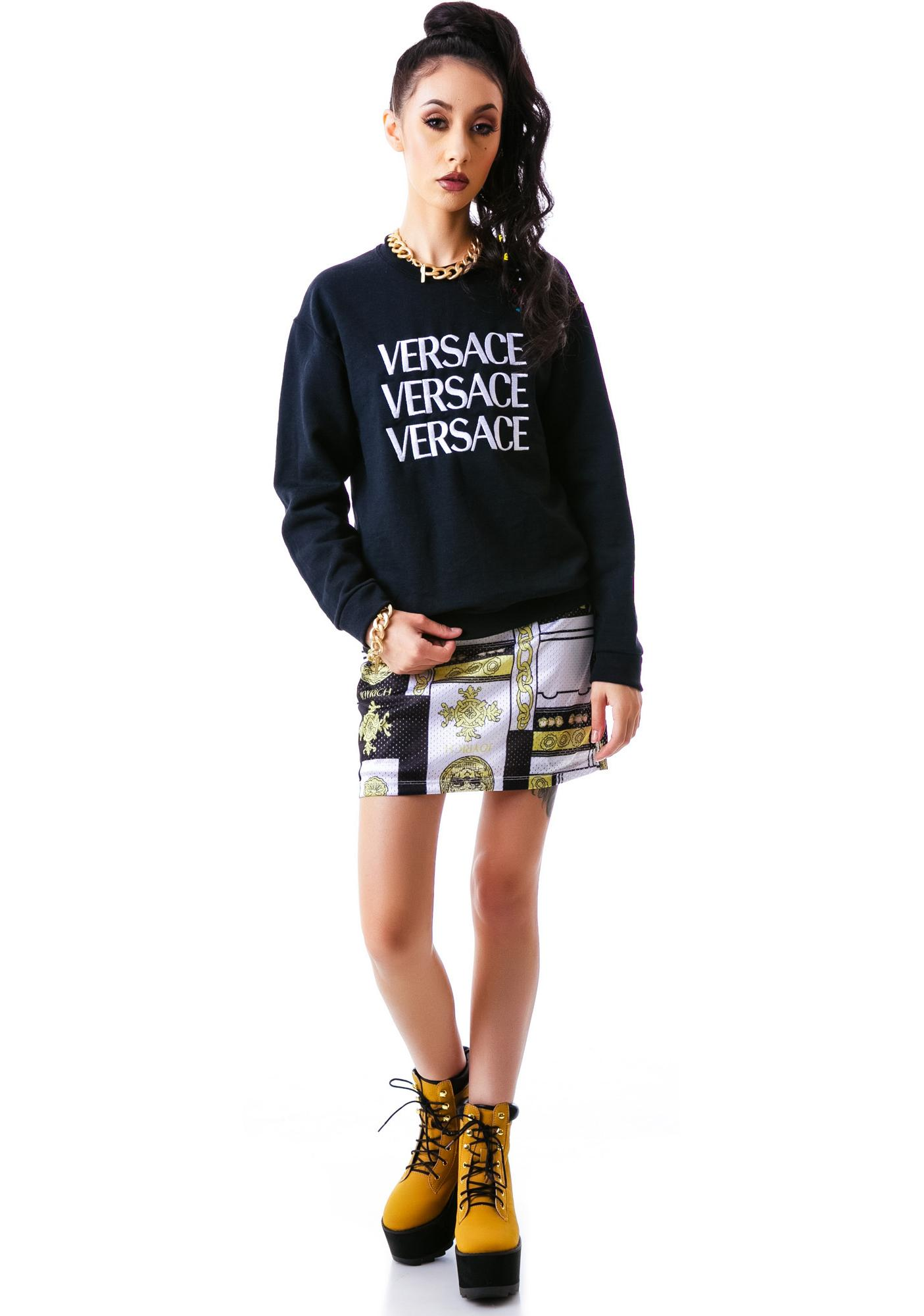Private Party Versace Sweatshirt
