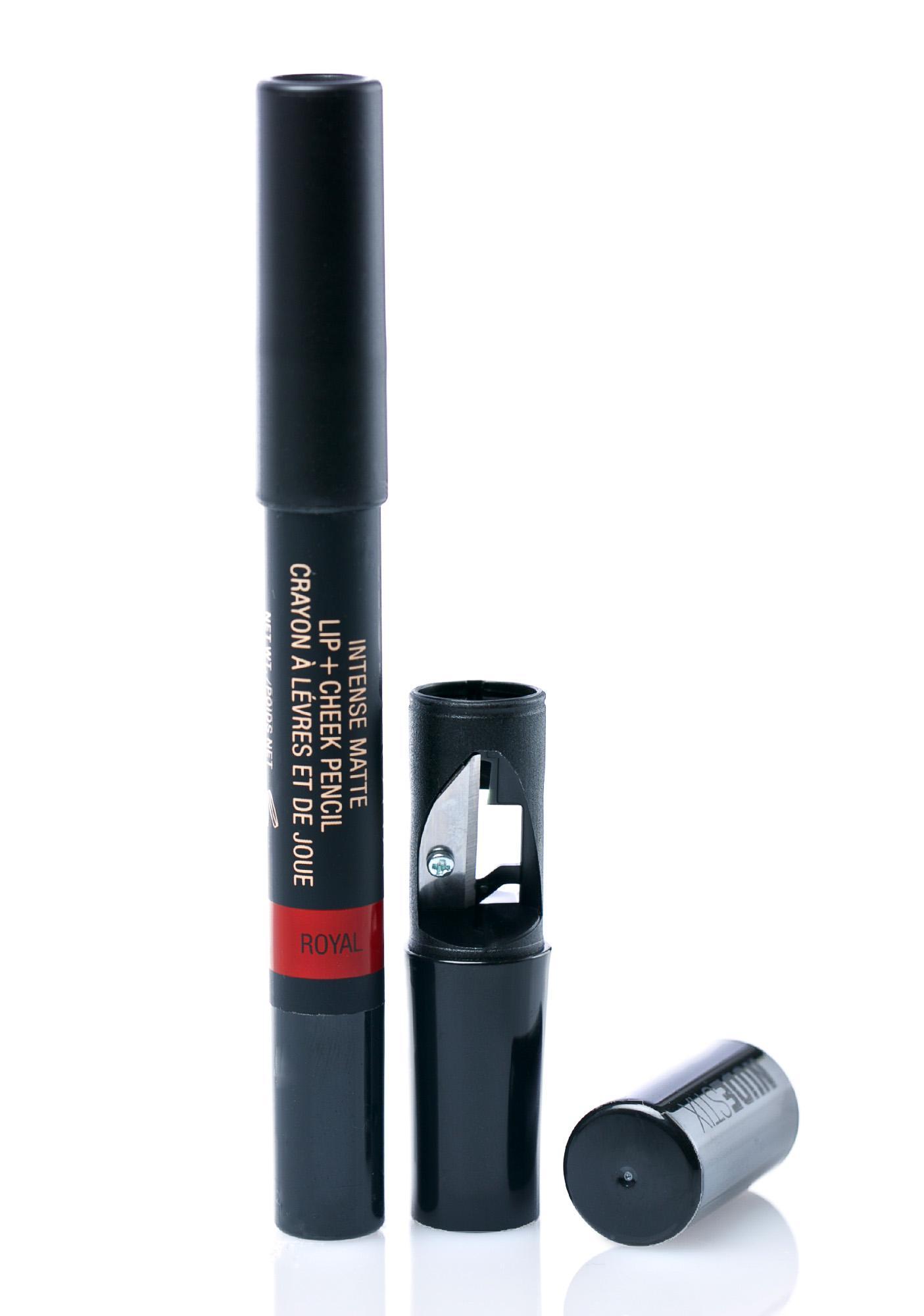 Nudestix Royal Matte Lip + Cheek Pencil
