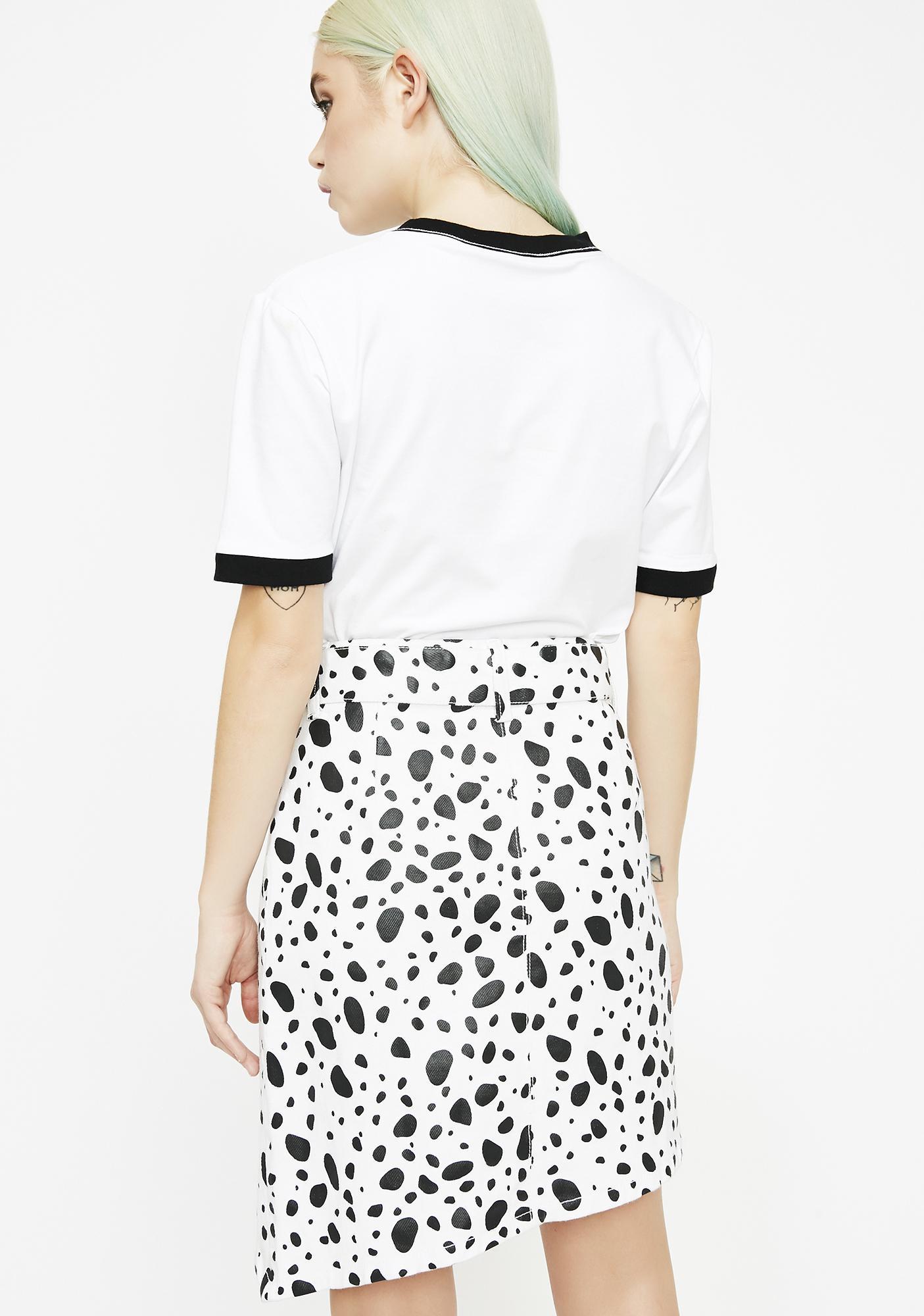 Nana Judy x Disney Stone Groove Skirt