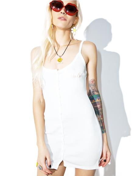 Far Out Mini Dress