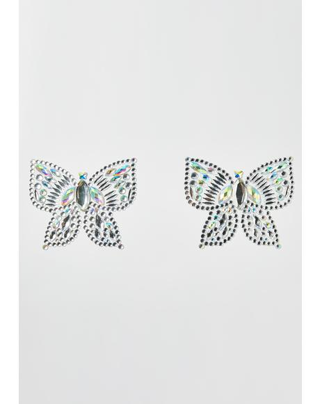 Stay Fly Butterfly 2.0 Pasties