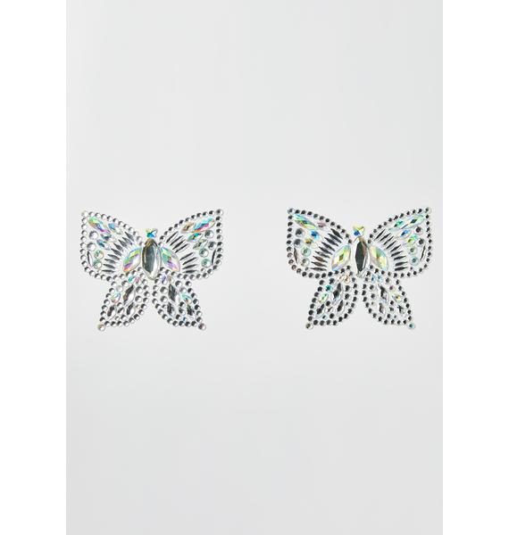 Lunautics Stay Fly Butterfly 2.0 Pasties
