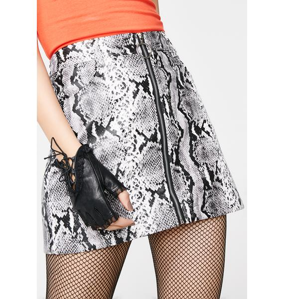 Dressed To Kill Mini Skirt