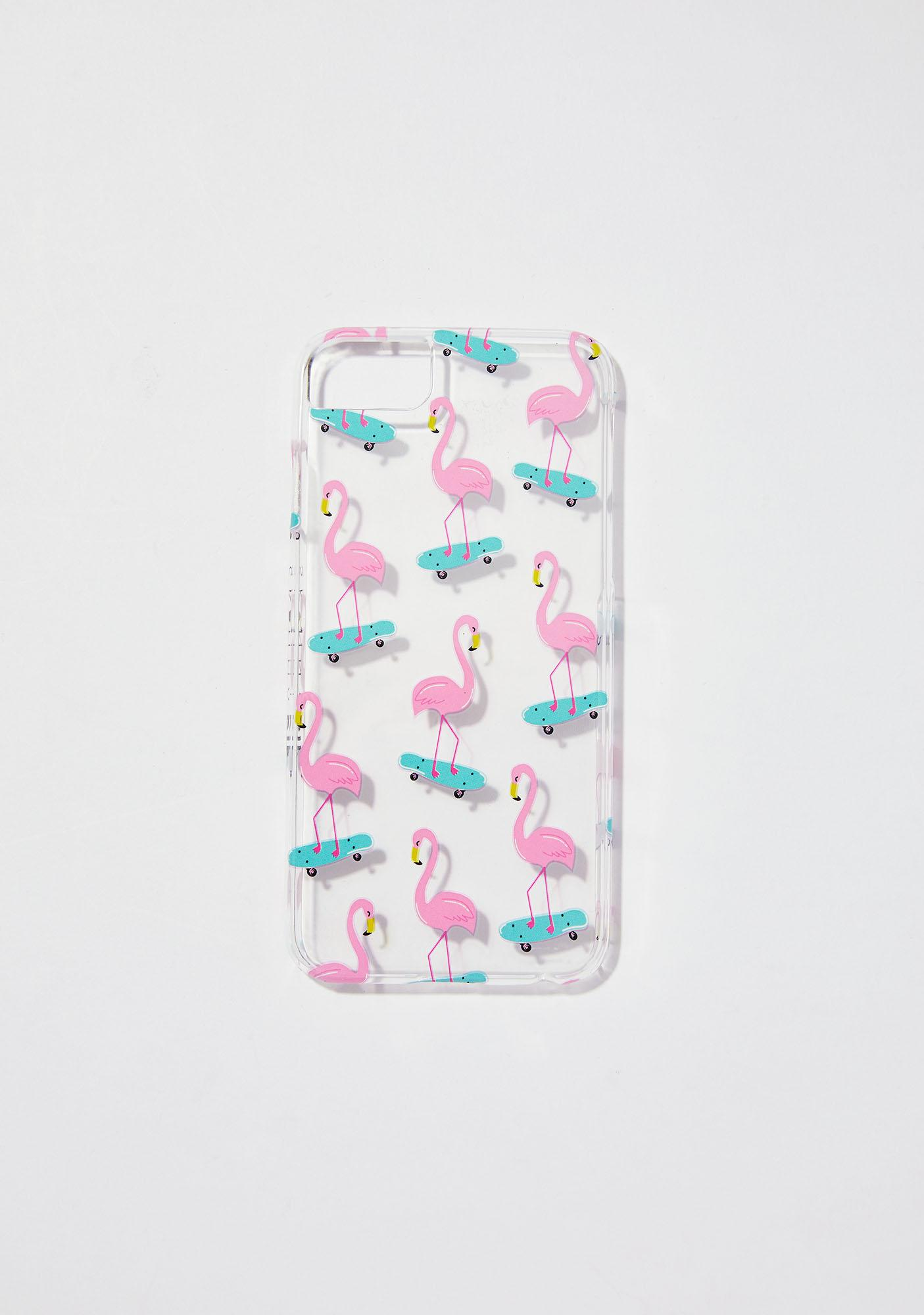 Skinnydip Skater Girl iPhone Case